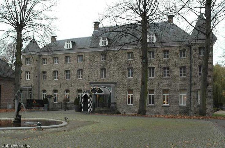 Kasteel Holtmühle / Glasenap / Huys tot Holtmeulen / Tygele te Tegelen / Limburg Nederland