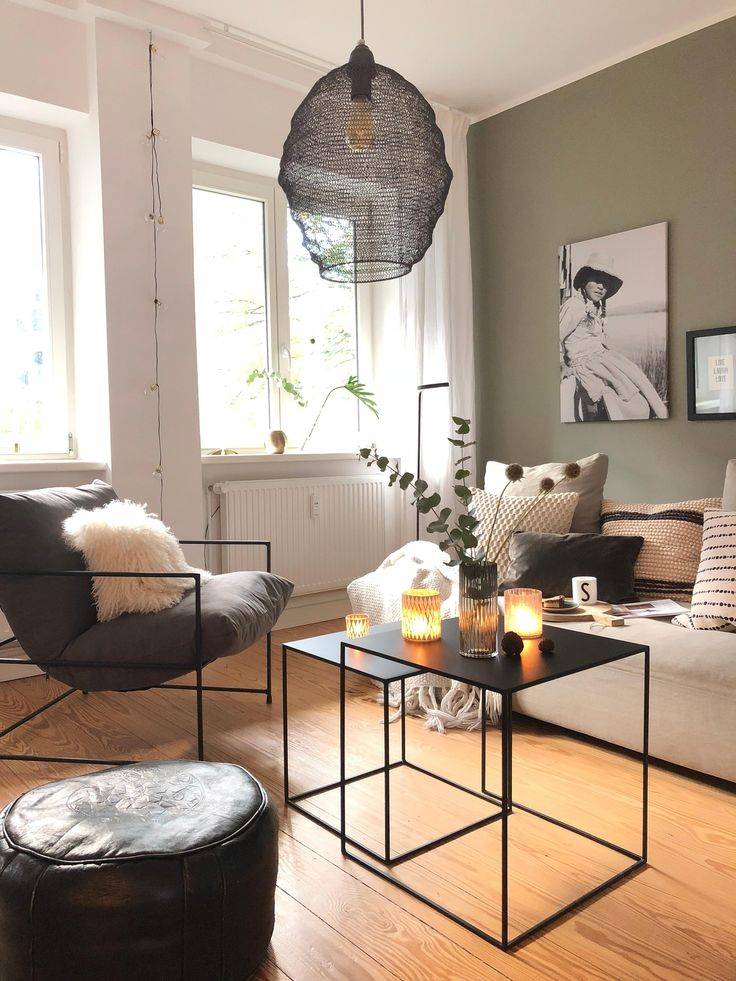 Das super stylishe Wohnzimmer von Happyhomesu wird…