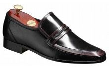 Barker Weald mens slip on moccasin leather shoe http://www.robinsonsshoes.com/mens-shoes/barker-weald.html