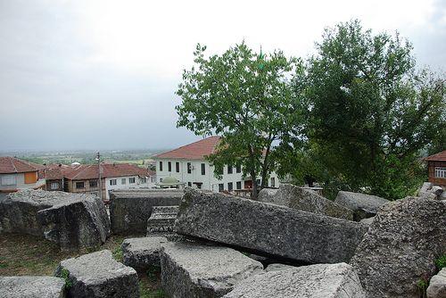 üskübü village