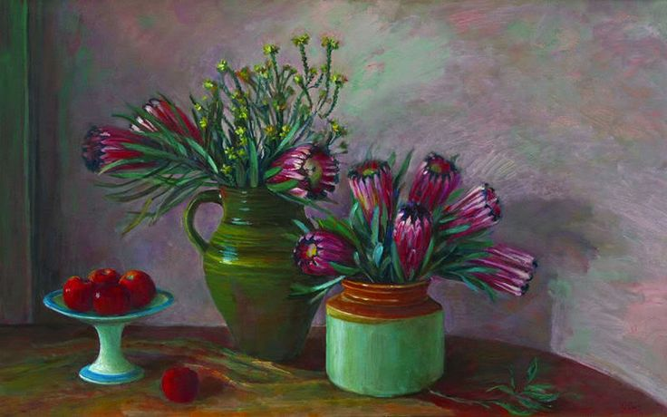 Margaret Olley.
