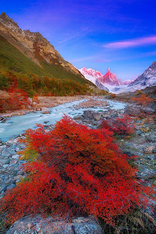 "libutron: "" El Chalten, Patagonia, Argentina | ©Marcio Dufranc """