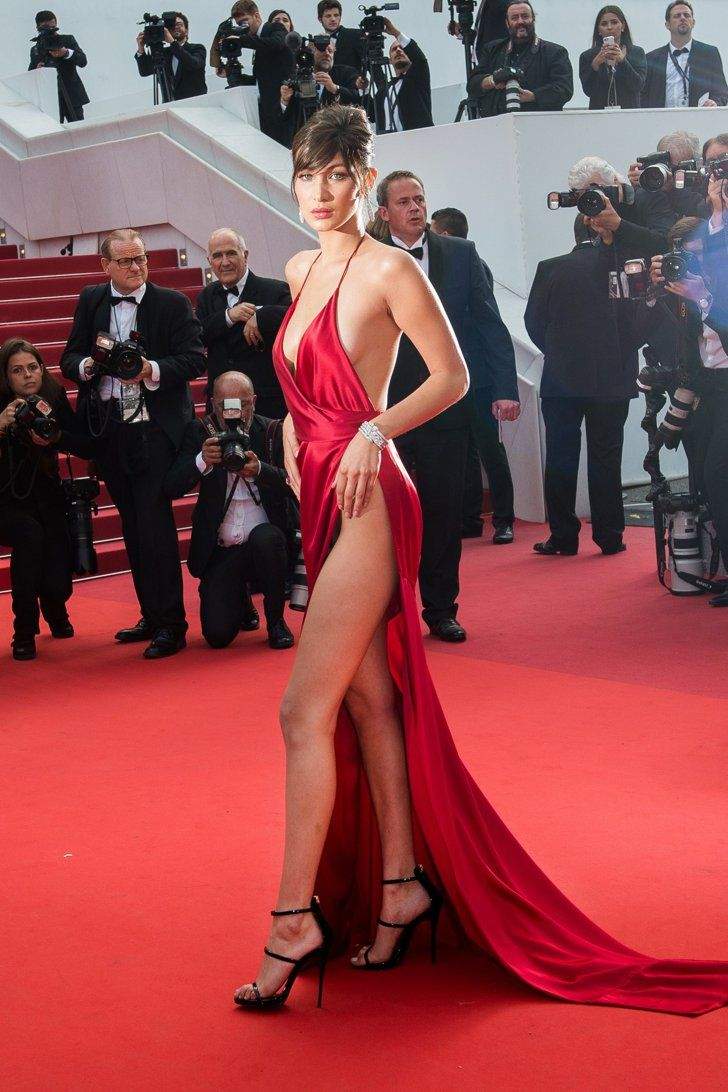 Grab Your Fire Extinguisher: These 29 Pictures of Bella Hadid Are Smoking