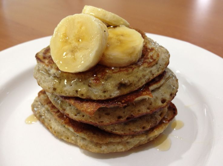 There are loads of recipes floating around for pikelets with chia seeds added, here is my version. Add to the thermomix 2 big spoons of chia seeds plus 2 big spoons of puffed amaranth. Blitz on spe…