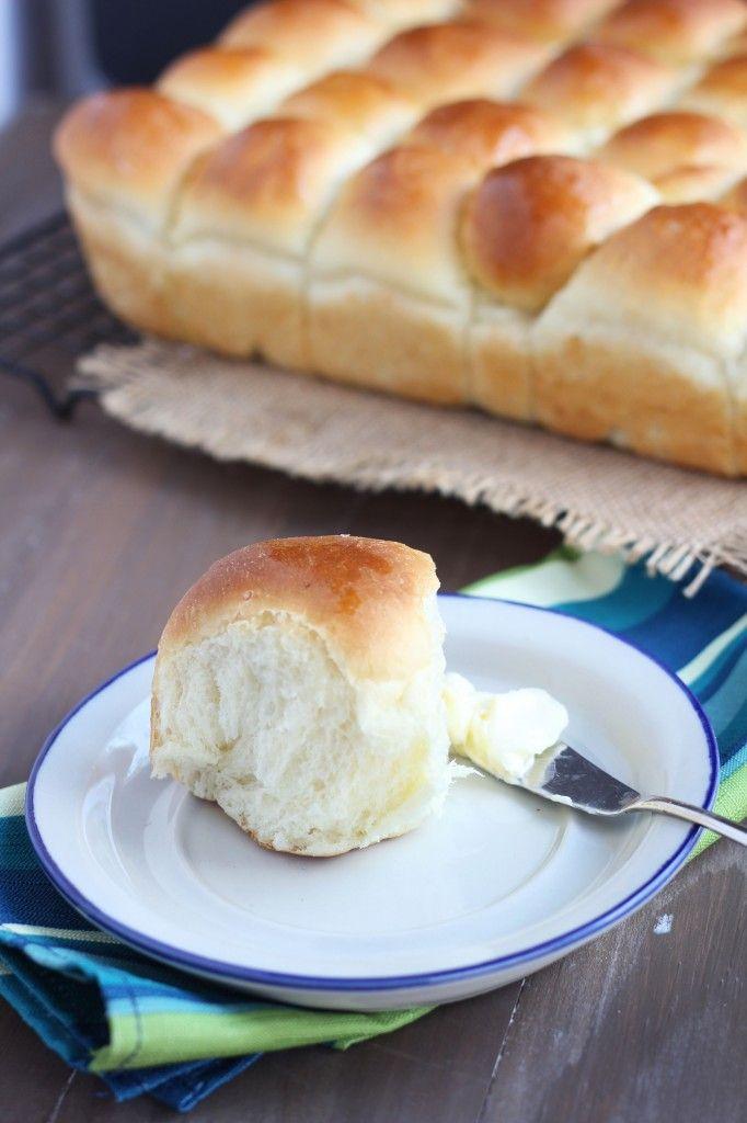 Light and Tender Potato Dinner Rolls | Recipe | Dinner Rolls, Dinner ...