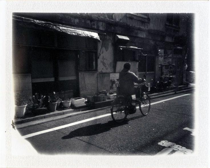 moominsean | Tomigaya, Tokyo | Big Swinger 3000, Fuji FP-3000B