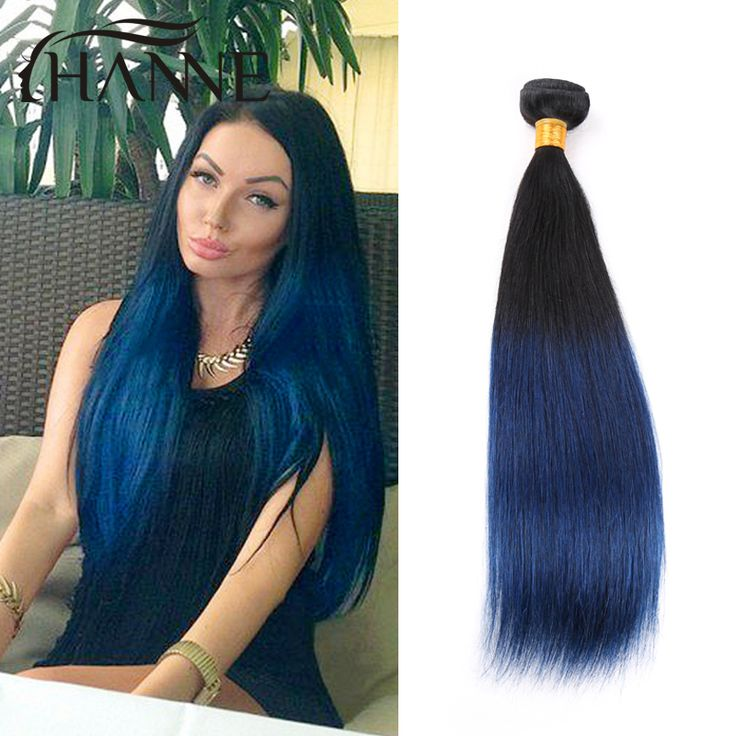 9 best blue hair images on pinterest hair style braids and cheap hair retardant buy quality extension hair directly from china hair palace suppliers straight peruvian dark roots blue ends human hair remy hair blue pmusecretfo Image collections