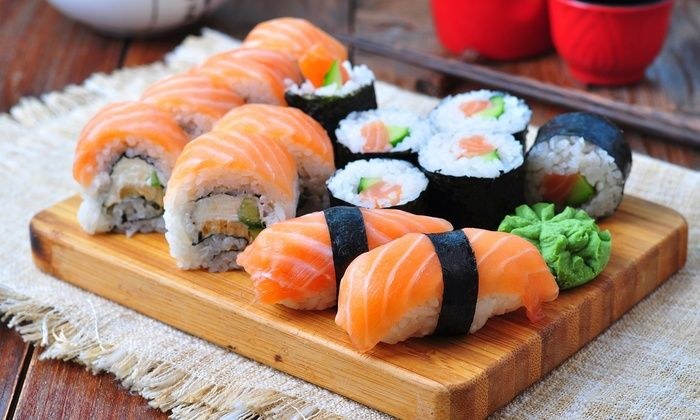 Sushi on a Budget  http://www.capetownmagazine.com/low-budget-sushi