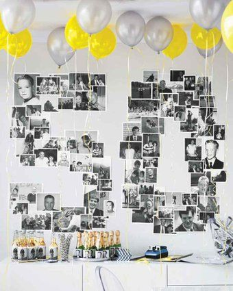 picture collage birthday decorations party party decor party ideas party decorations party theme birthday party happy birthday wishes adult parties - Party Decorating Ideas For Adults