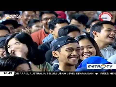 Ernest Prakasa ~ Stand Up Comedy Terbaru 15 November 2015 Metro TV FULL