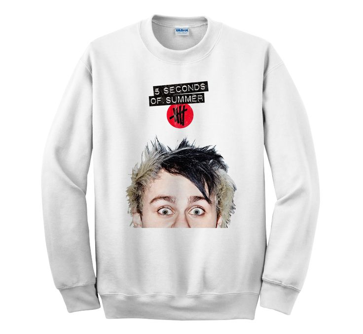 5SOS Michael Clifford Head 5 Seconds Of Summer – Sweater