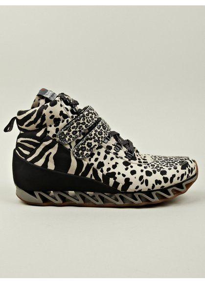 BERNHARD WILLHELM x Camper Men's To Safari Print Sneaker