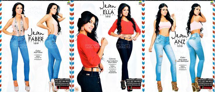 150417 - Venta de Ropa por Catalogo / Jeans