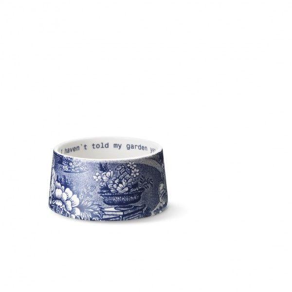 Ruth M bowl, landscape blue RM362B - Ruth M bowl, landscape blue - collections