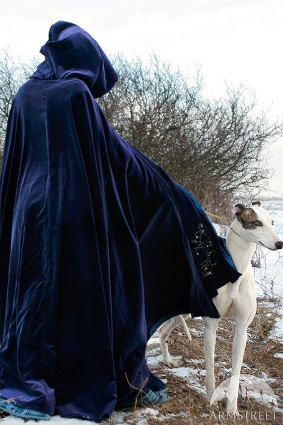 christmas discount renaissance royal blue natural velvet
