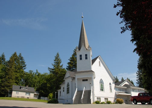 Trinity Lutheran Church  11040 River Road  Delta, BC