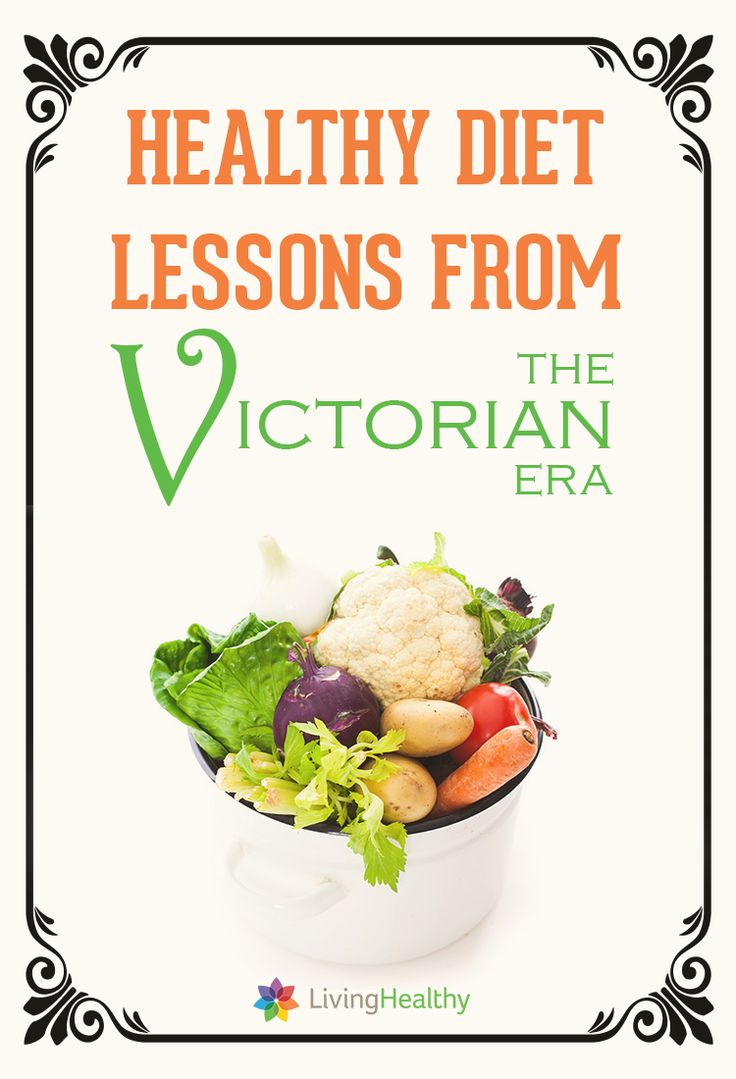 In the Victorian era, eating seasonally was the key to better health and a long life span. Click through to learn how they ate back in the day and how it could be beneficial to your wellness goals in the now.