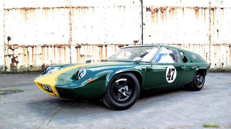 Hemmings Motor News — Periodraced 1968 Lotus 47GT for