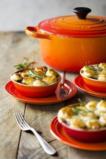 Lamb and Mushroom Pies on www.nomu.co.za