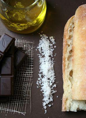 Chocolate, Olive Oil and Fleur de Sel :: Cannelle et Vanille   Food ...