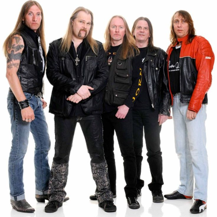 JORN Band Members