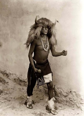 About Native Americans: Buffalo Dancer
