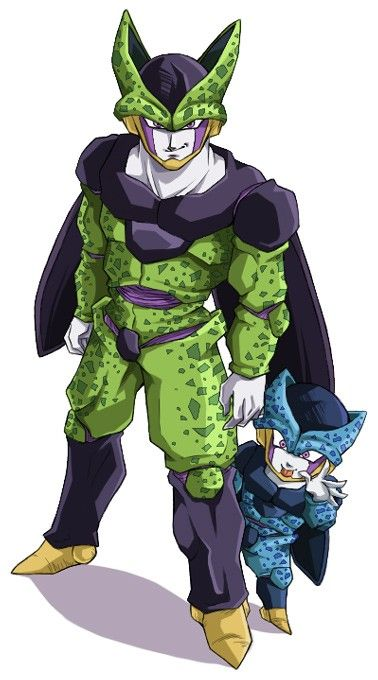 Cell and Cell Jr.