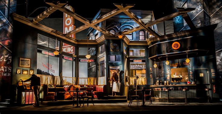 Body/Courage Adventures: Two Trains Running & Opening Night at the Goodman Theatre | BODY/COURAGE