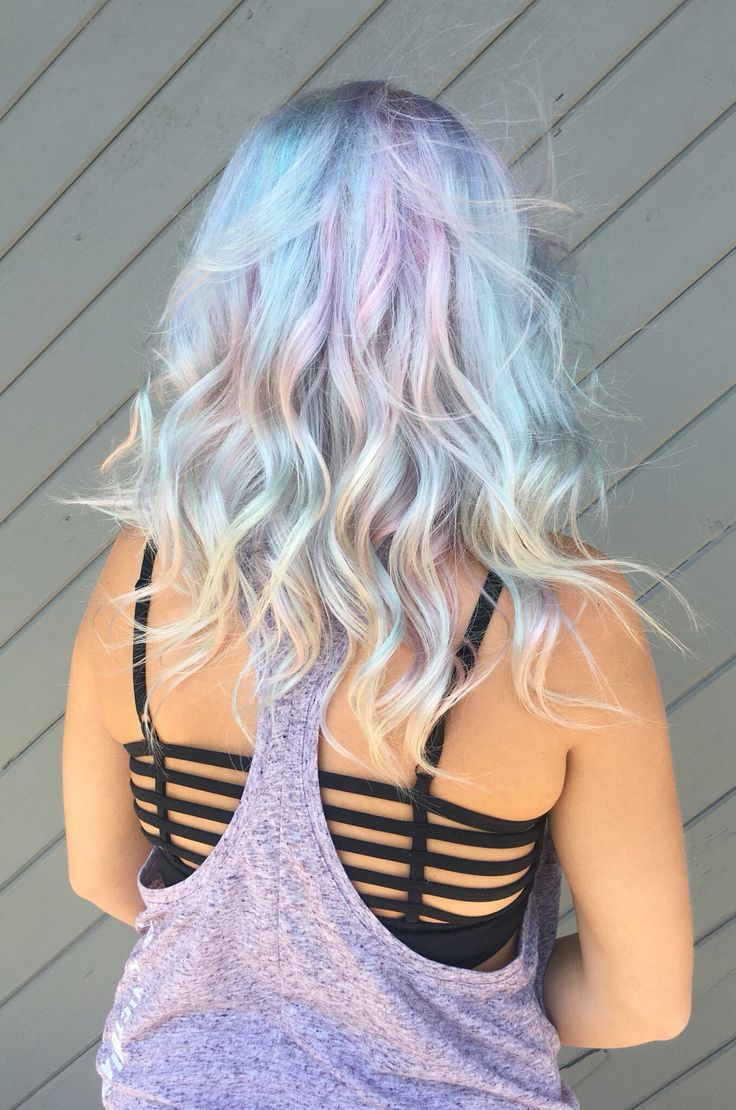 Opal hair  #hairbykoripenrod @koripenrod_hair