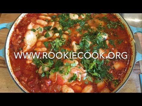 Cod and Chorizo Stew from BBC Good Food