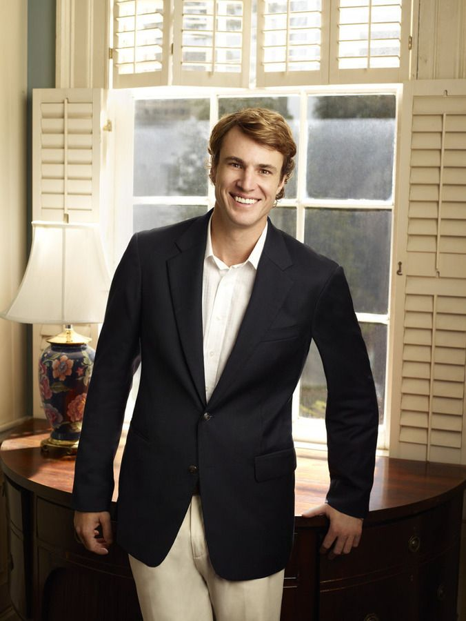 Read our interview with Southern Charm's Shep Rose, aka the show's most charming bachelor.