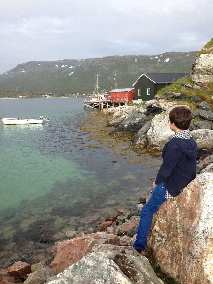 Brensholmen, Kvløya, Norway