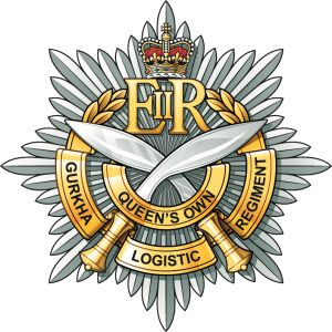 The Queen's Own Gurkha Logistic Regiment – Stationed in Aldershot, QOGLR is now a Theatre Logistic Regiment. A team is currently in Sierra Leone supporting efforts to contain the Ebola epidemic.