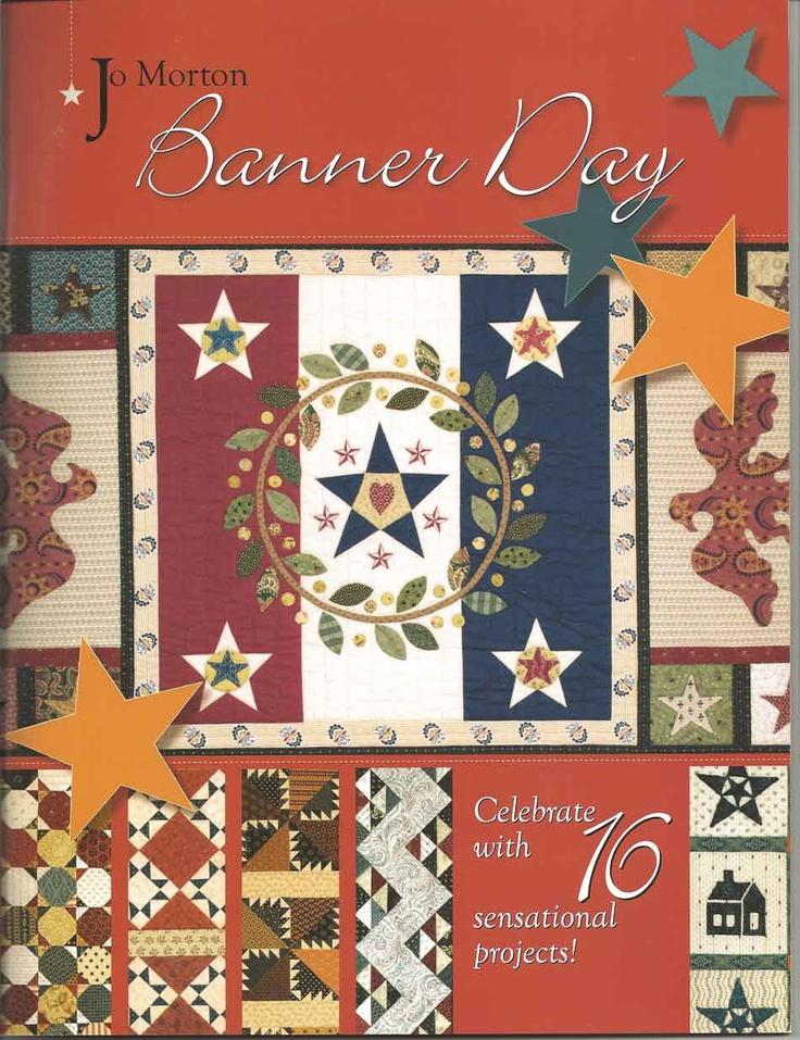 125 best Jo Morton Quilts images on Pinterest   Bag, Books and ... : jo morton quilt kits - Adamdwight.com