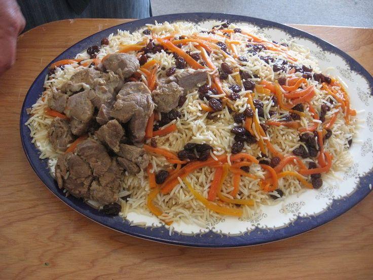 De 25 bedste id er inden for afghan food recipes p for Afghanistan cuisine food