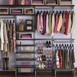 closet organization: Closet Spaces, Idea, Dreams Closet, Cozy Reading Nooks, First Apartment, Curtains Rods, Building A Closet, Closet Organizations, Organizations Closet