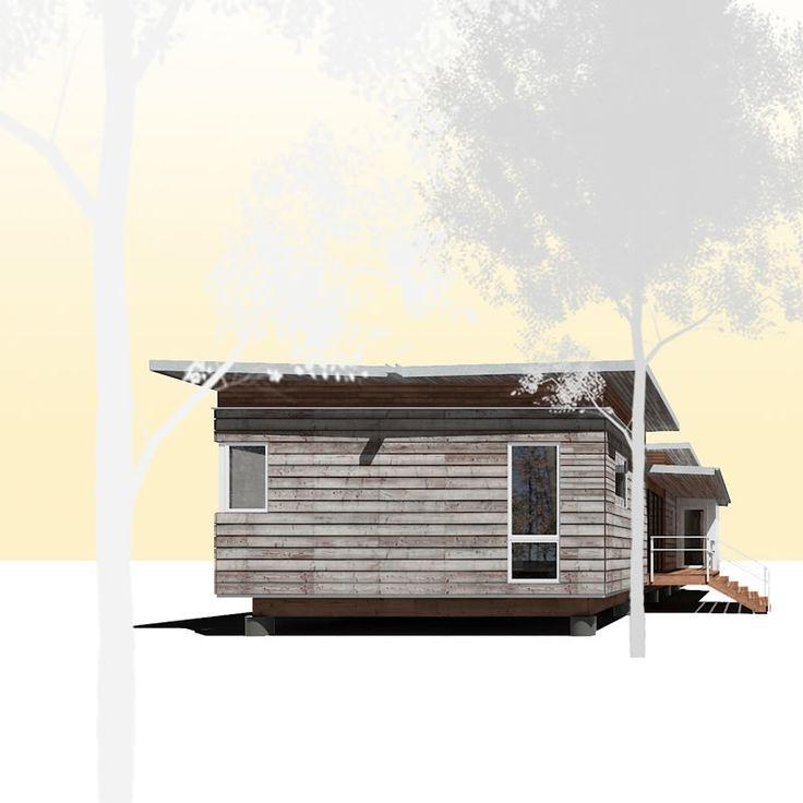 47 best zachary dogtrot cabin love images on pinterest for Sip prefab garage
