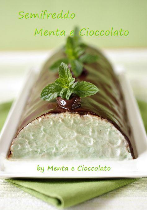 Menta e Cioccolato: Semifreddo Menta e Cioccolato o After Eight per una fresca estate!!