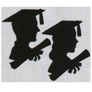 Graduate Silhouettes