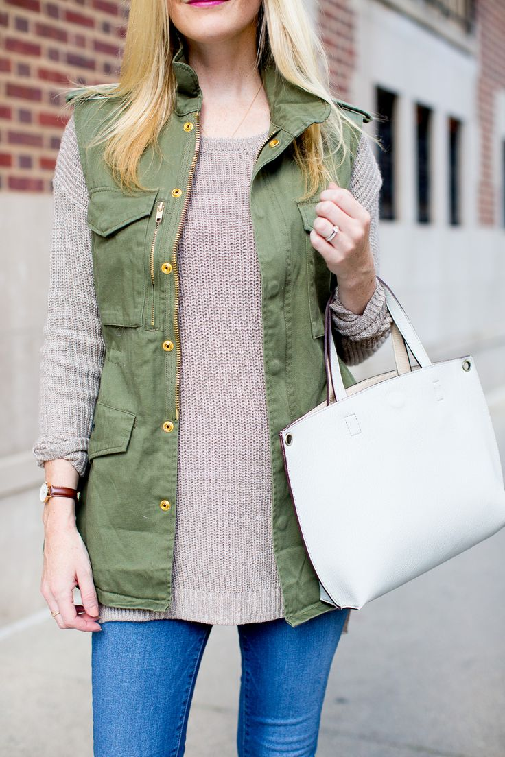 Accessorized for Fall - Kelly in the City