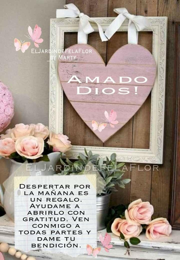 Pin De Carmen Obando En Buen Dia En 2020 Frases Cristianas