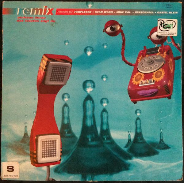 Andreas Dorau - Das Telefon Sagt Du (Remix) (Vinyl) at Discogs