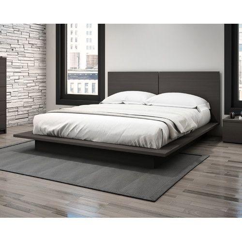 Ruthann Upholstered Storage Platform Bed Platform Bed
