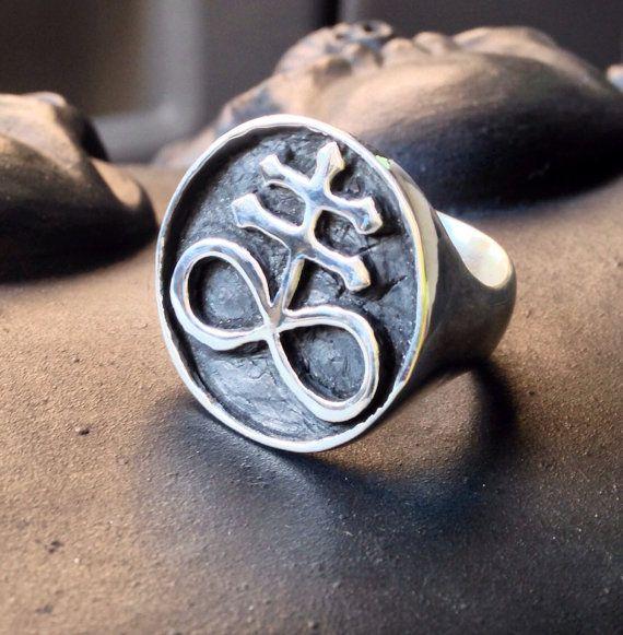 Satanic Wedding Rings