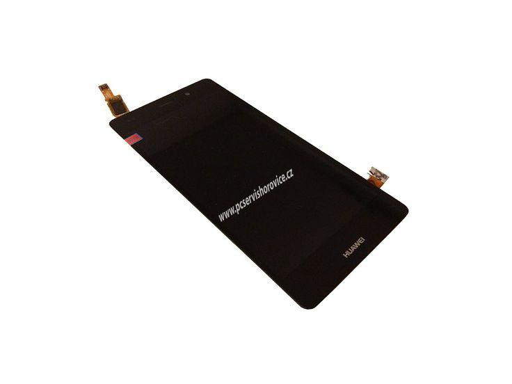 Náhradní displej pro mobilní telefon Huawei Ascend P8 LITE pro opravu Vašeho prasklého skla či displeje telefonu.Můžete využít i služeb našeho servisu, kde Vám displej vyměníme.