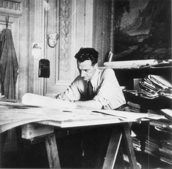 Portrait of Giovanni Michelucci