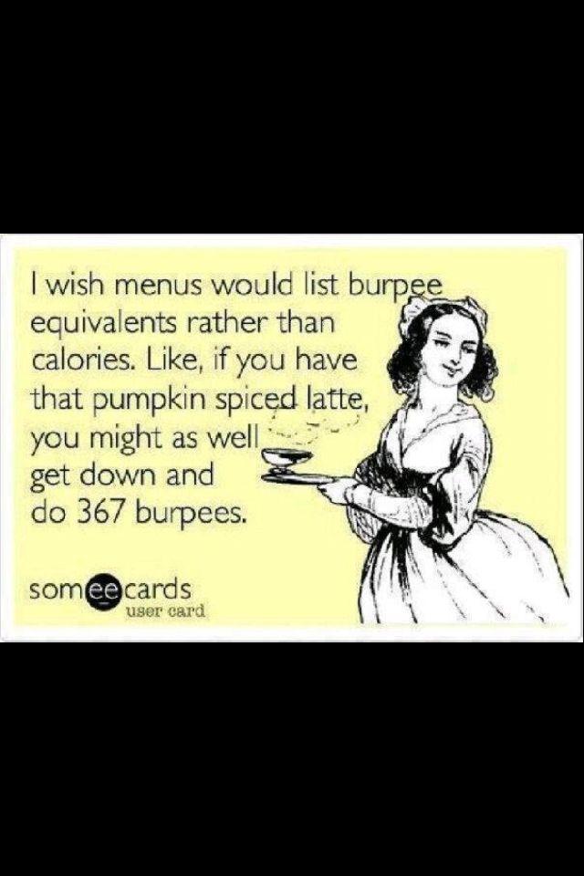 Crossfit #burpees