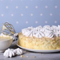 Skinny Lemon Meringue Pie