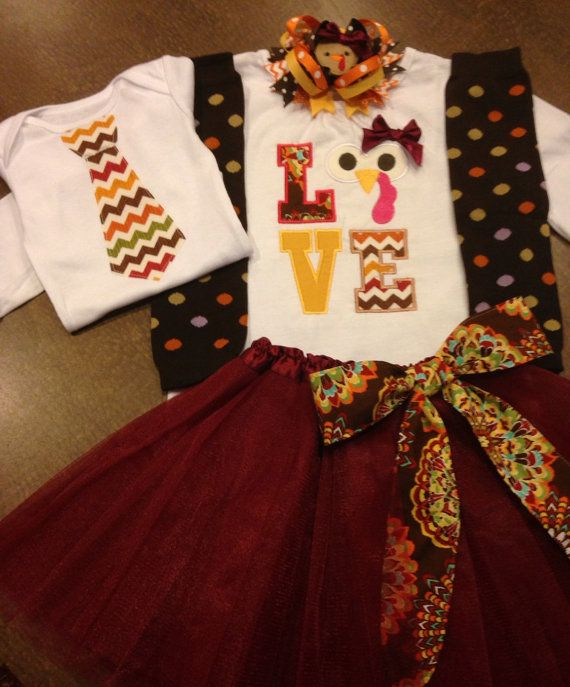 Thanksgiving outfit Thanksgiving dress by SaraSewtique on Etsy