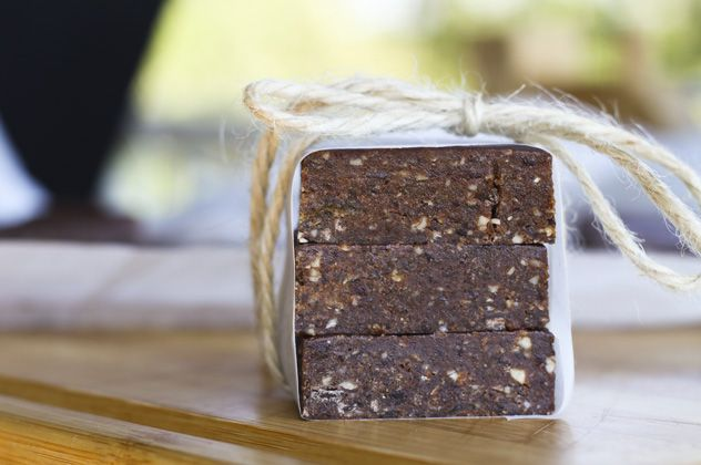 raw energy bar ...that actually sounds pretty yummy